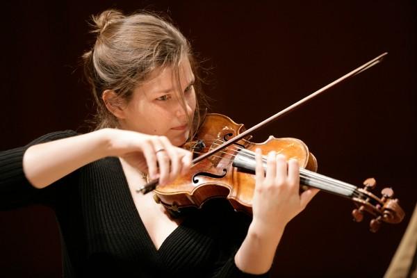 Janine Jansen, Violine