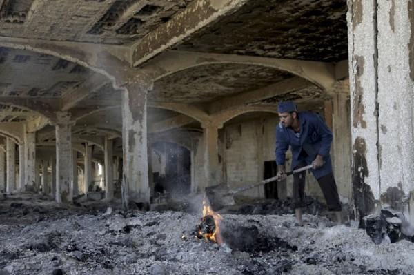 Mideast Gaza Blockade