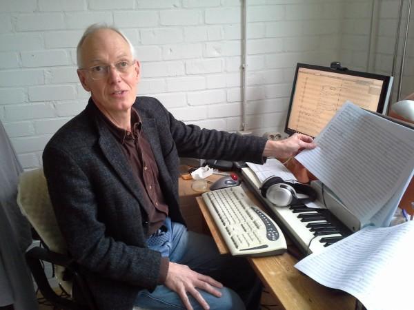 Eduard de Boer: geen liefhebber van 'ploink ploink' en 'piep knor', maar van volksmuziek