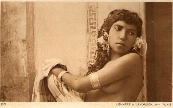 Danseuse arabe