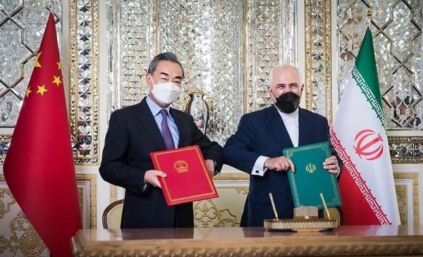 Iran China deal_Tasnim News Agency